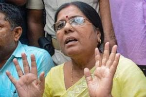 Manju Verma resigned in August as social welfare minister after a telephone conversation linking her husband to the main accused Thakur became public.