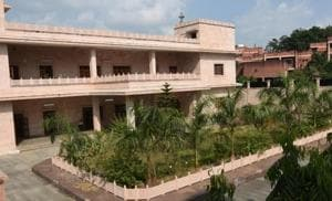 The bungalow vacated by BSP chief Mayawati was alloted to Shivpal in Lucknow earlier this month.