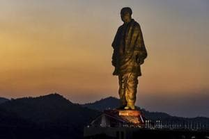 Some burnt tyres, others released black balloons and many protesting tribal families from 73 villages near Kevadiya in Gujarat did not cook on Wednesday as Prime Minister Narendra Modi unveiled the Statue of Unity.