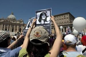 The Vatican says human bones were found during renovation work near its embassy to Italy, reviving speculation once again about the fate of Orlandi, the 15-year-old daughter of a Vatican employee who disappeared in 1983.
