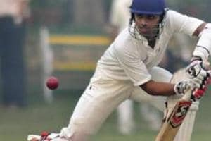 Milind Kumar hit 29 boundaries in what was a superb knock against Manipur in Ranji Trophy.