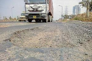 SPR, which connects Sohna Road to NH-8, is one of the city's main roads that is used daily by thousands of commuters to reach Manesar manoj lakhani, resident, Sector 90