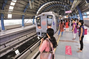 Delhi Metro to make 812 additional trips due to air pollution