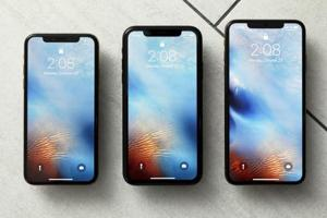Apple's fiscal fourth-quarter results will capture about a week of sales of two of its three new iPhones -- the iPhone XS and XS Max.
