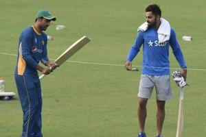India and Pakistan have not played a bilateral series since 2013.