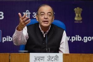 """The success of the GST is lower rates, lesser evasion, higher compliance, only one tax and negligible interference by taxation authorities,"" finance minister Arun Jaitley wrote on micro-blogging site Twitter."