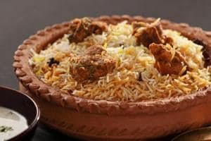 The Telangana chief electoral officer has proposed to political parties that the cost of mutton biryani would be reduced from Rs 170 to Rs 140 since money spent on food is also accounted for by the election commission.