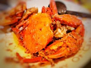 When you speak of crab, everybody steers you towards the legendary Ministry of Crab. There's crab in all sizes here, done in a range of sauces — pepper, chilli, curry and butter.