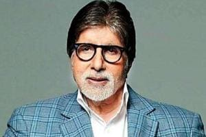 Amitabh Bachchan is in legal trouble for donning a lawyer's robes in one of his ads.