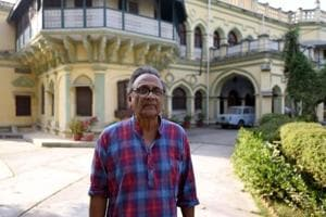 Kalyan Ghosh is the grandson of Chintamoni Ghosh the founder of The Indian Press. Ghosh was the publisher of all mainstream litterateurs and literary currents in the late 19th century when Allahabad was a boomtown.