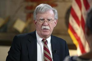 US National Security Adviser John Bolton  said it is also engaging in a behaviour that is troubling to Japan, Taiwan, India and the Central Asian Republics.