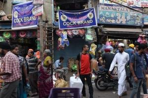 Firecrackers dealers in many Delhi markets like Jama Masjid said  they are yet to hear from the police about their application to procure and sell crackers in the city.