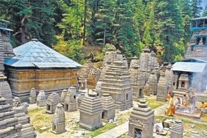 The Uttarakhand HC has directed the authorities concerned to ensure the final decision for conservation and restoration of the protected monuments at Jageshwar temple in Almora district be taken within eight weeks.