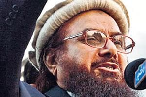 A special NIA court has issued non-bailable warrants against Pakistan-based Lashkar-e-Taiba founder Hafiz Saeed and Hizbul Mujahideen chief Syed Salahuddin for their involvement in terror funding activities, officials said Friday.