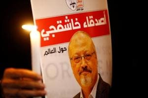 Saudi Arabia has faced a torrent of international condemnation over the killing of Washington Post journalist Jamal Khashoggi .