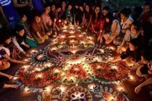 One of the most popular festivals in India, Diwali symbolises the victory of good over evil.