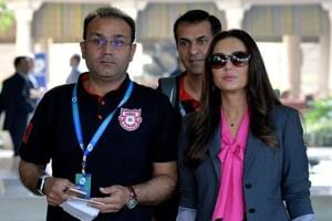File picture of Virender Sehwag