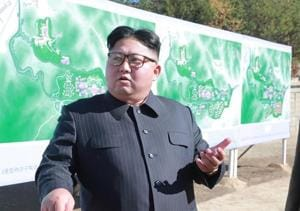 North Korea has threatened to resume nuke development over sanctions.