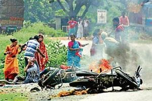 In May, panchayat polls in Bengal were marred by violent clashes, which have continued over formation of panchayat boards.