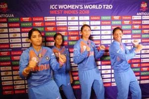India are currently fourth in Women's T20 rankings.