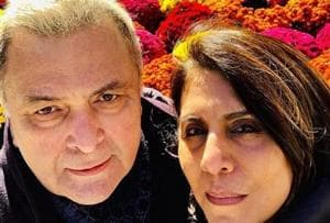 Rishi Kapoor has been stationed in New York for more than a month, undergoing tests and treatment.