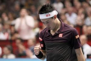 File image of Kei Nishikori.