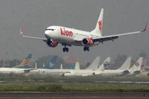 Erratic speed and altitude on the plane's previous flight, from Denpasar on Bali to Jakarta, were widely reported on the Lion Air jet.