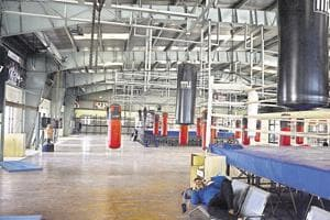 The venue of the elite national boxing championship at the ASI, Mundhwa, in serenely deserted post what was a top-quality tournament that saw India's best boxers in action last week.