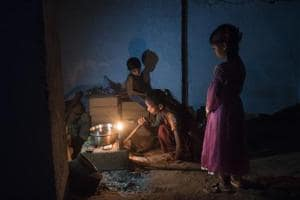 """According to data, the government has spent Rs 10,544 crore on the """"Saubhagya"""" scheme with 10 states achieving 100% electrification."""