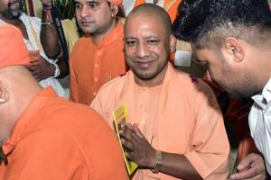 Uttar Pradesh chief minister Yogi Adityanath said his government has improved law and order situation in the state.