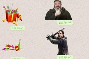 WhatsApp stickers update: Top third-party stickers pack you must try