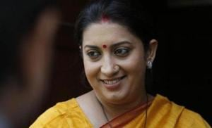 After losing 2014 Lok Sabha election from Amethi, Irani has been frequenting the constituency. The Congress has often accused her of divesting Amethi of important development projects.