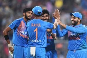 India take onWest Indies in the second T20I inLucknow on Tuesday.