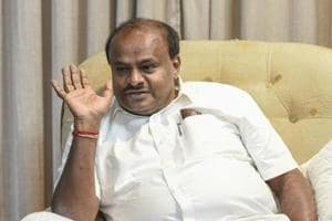 Chief minister HD Kumaraswamy said the victory of the Janata Dal(Secular) and Congress in the Karnataka bypolls has proven that the Bharatiya Janata Party's claim about the alliance between the two parties was wrong.