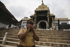 Photos: Protecting worshippers as sanctuaries turn soft target for attacks