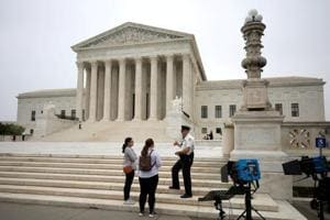 The US Supreme Court on Monday refused a request by the Trump administration and the telecommunications industry to wipe away a lower court decision that had upheld Obama-era net neutrality rules aimed at ensuring a free and open internet, though the justices' action does not undo the 2017 repeal of the policy.