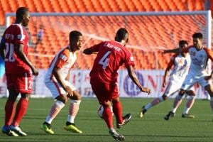 Neroca FC and Aizwal FC played out a goalless draw.