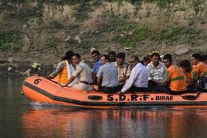 CBI officials and SDRF personnel failed to find the bodies of Muzaffarpur shelter home inmates that were allegedly  thrown into Burhi Gandak river.