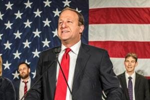 Democrat Jared Polis defeated Republican Walker Stapleton in Colarado.
