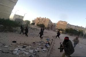 """Egypt's army launched a major offensive in February dubbed """"Sinai 2018"""" to dislodge the insurgents from the peninsula. More than 450 suspected jihadists and around 30 Egyptian soldiers have been killed since the offensive began, the army said in October."""