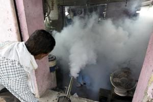 Rajasthan health department officials have been directed to start anti-larvae activities and locate dengue cases.