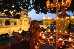 Photos| Diwali 2018: The festival of lights without firecrackers