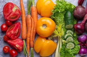 Diets rich in fresh veggies are full of a compound called trimethylamine N-oxide, which has been proven to help reduce heart disease risk. (Shutterstock)