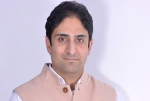 Junaid Azim Mattu, 34, a former financial analyst who returned from the US barely a decade ago to join politics, was the NC's spokesperson and considered a confidante of former chief minister Omar Abdullah, but left the party in September after it decided not to contest local body elections.