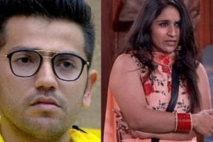 Four contestants are nominated this weekend on Bigg Boss 12.