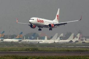 A Lion Air passenger jet has been involved in another accident -- just a week after a plane from the Indonesian airline crashed with the loss of all 189 people on board.