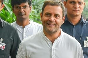 "Congress chief Rahul Gandhi on Thursday alleged that demonetisation was a planned ""brutal conspiracy"" and a ""shrewd scheme"" to convert the black money of Prime Minister Narendra Modi's ""suit-booted friends""."