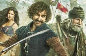 Thugs of Hindostan recorded the highest opening for a Bollywood film.