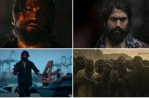 KGFtrailer: Actor Yash plays the lead role in this film about mining and slavery.