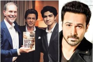 Shah Rukh Khan's Red Chillies Entertainment is producing Netflix's Bard of Blood, based on a book by Bilal Siddiqi.